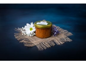 Osoblažská medová hořčice s kořením 200g