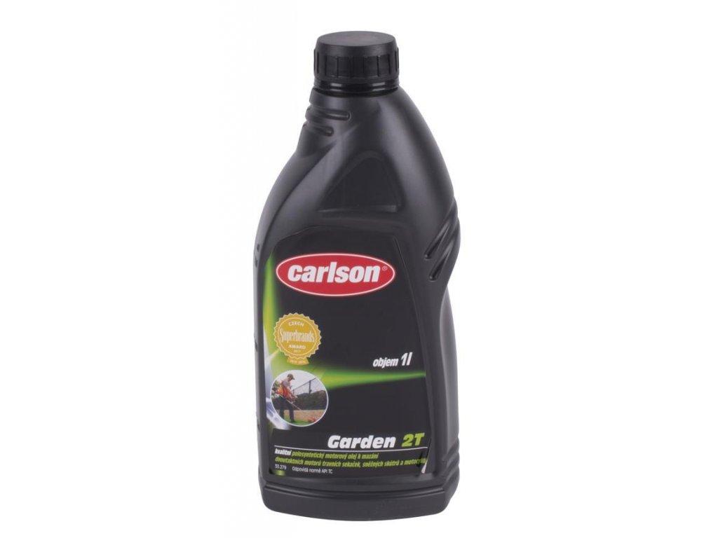 Olej carlson® GARDEN 2T, 1000 ml