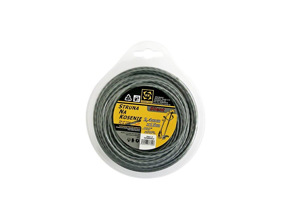 Silon TwistSilent Professional 3,0 mm L-15 m