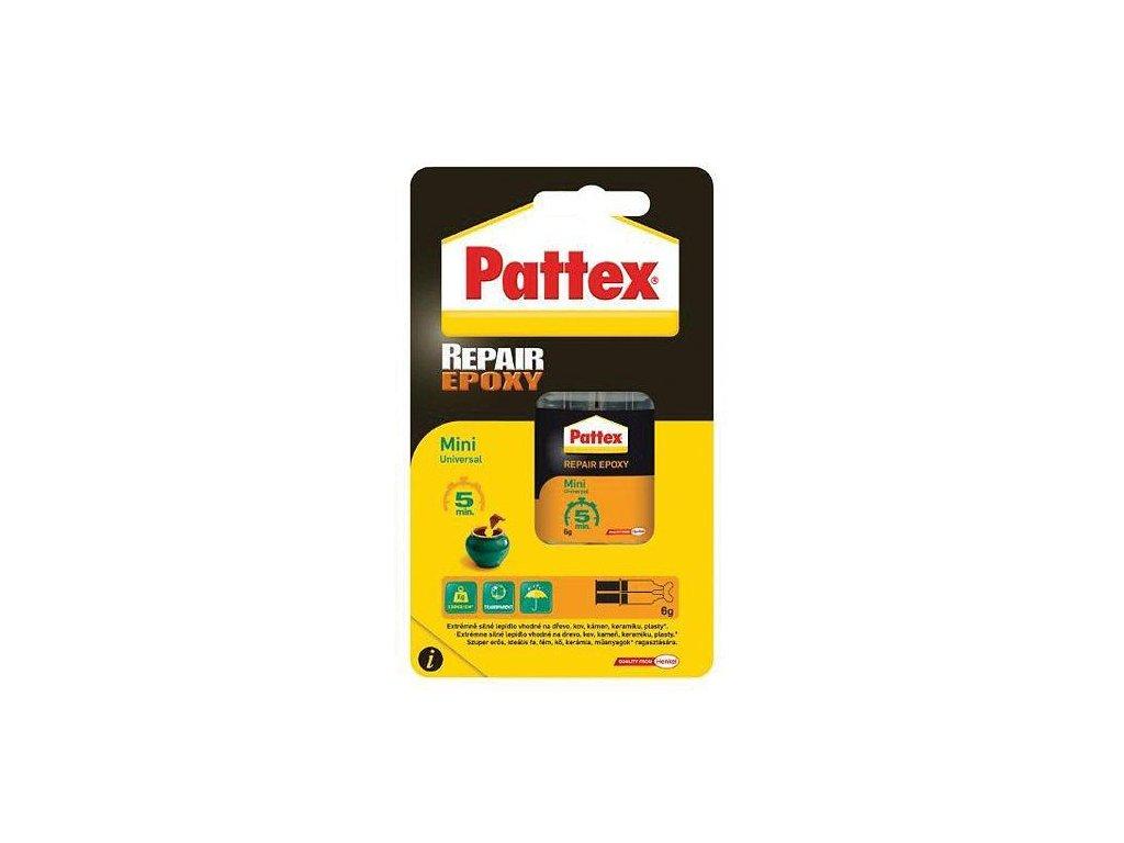 Lepidlo Pattex® Repair Universal, 6 ml