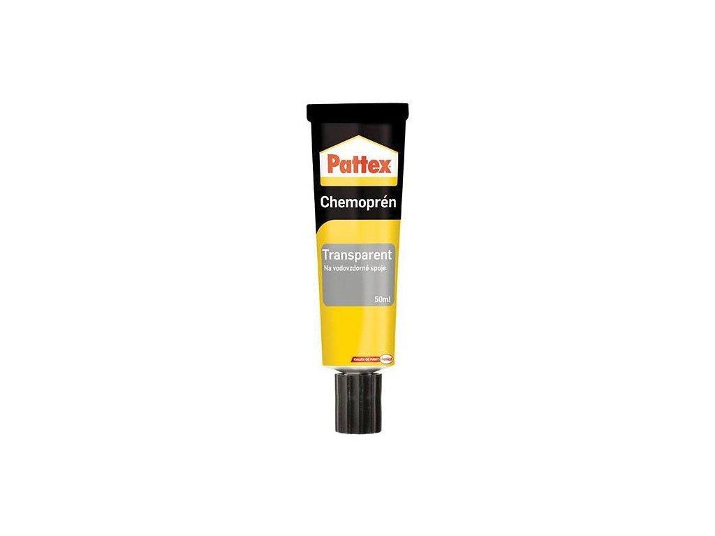 Lepidlo Pattex® Chemoprén Transparent, 50 ml,