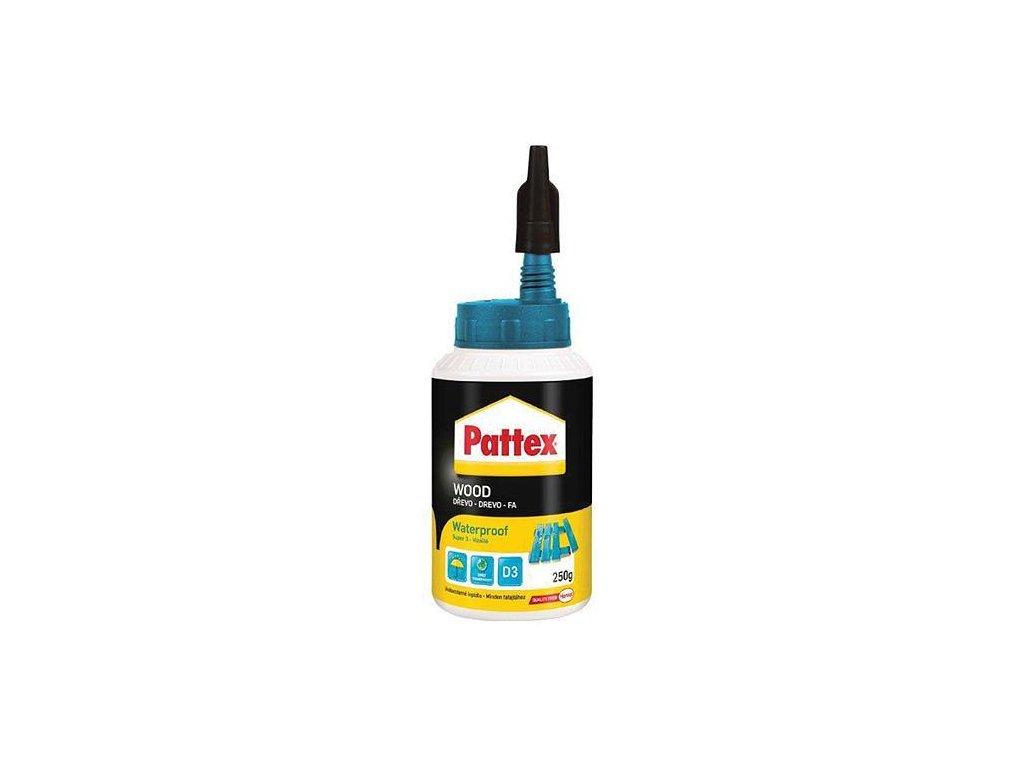 Lepidlo Pattex® Wood Super 3, 250 g