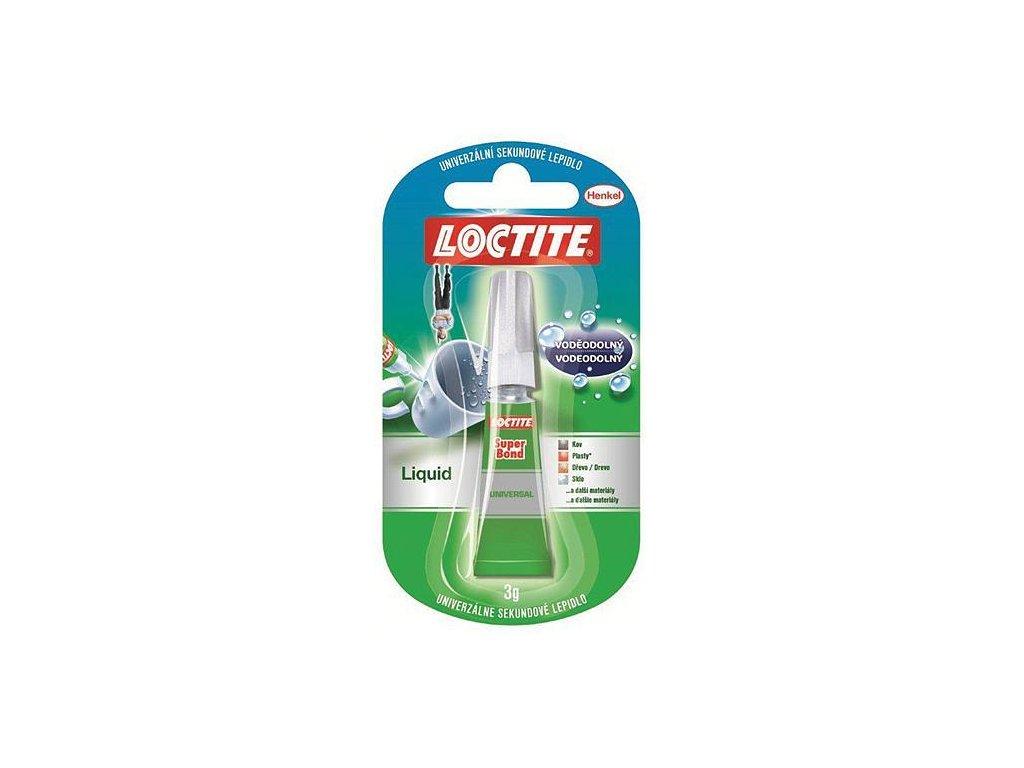 Lepidlo Loctite® Super Bond Liquid, 3 g