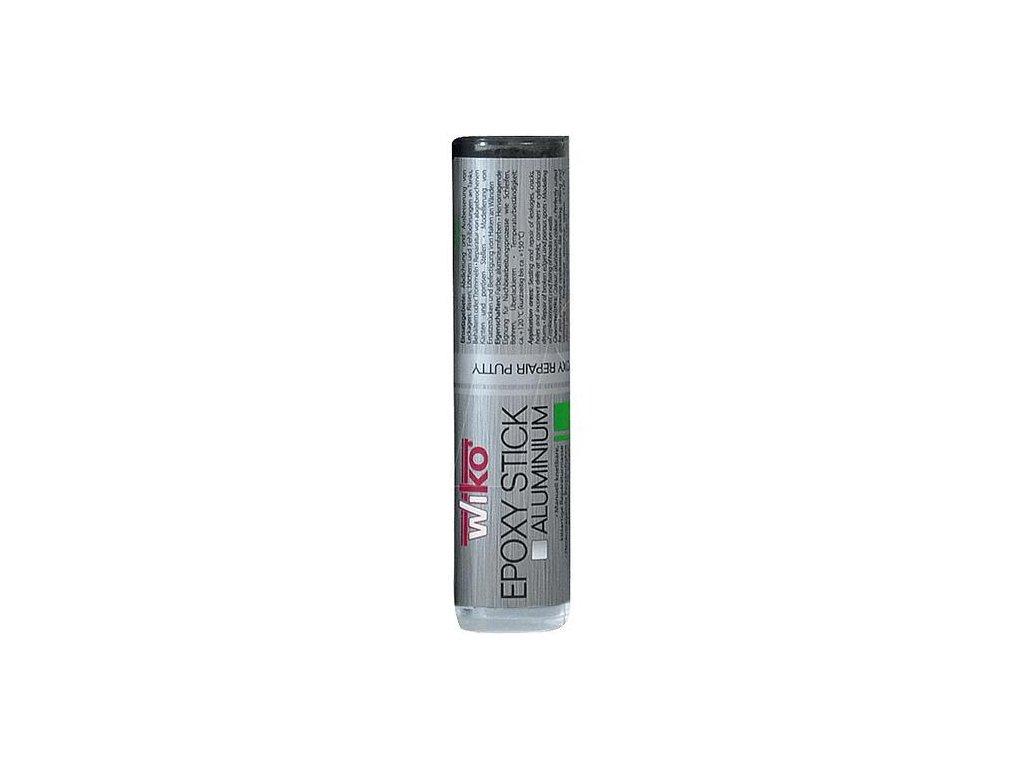 Tmel Wiko® 2K EPOXY hliník, 56 g, tyčinka, opravný