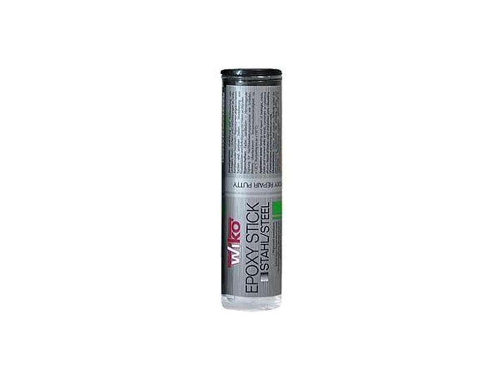 Tmel Wiko® 2k EPOXY oceľ, 56 g, tyčinka, opravný