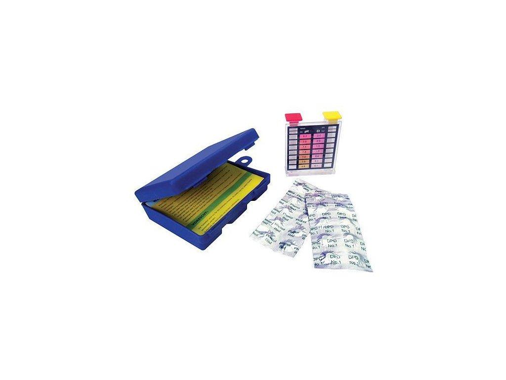 Tester Chemoform 2306757, tabletkový pH/O2