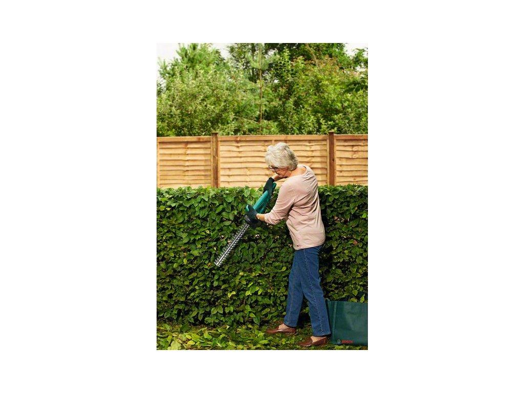 Akumulátorové nožnice na živé ploty AHS 45-15 LI