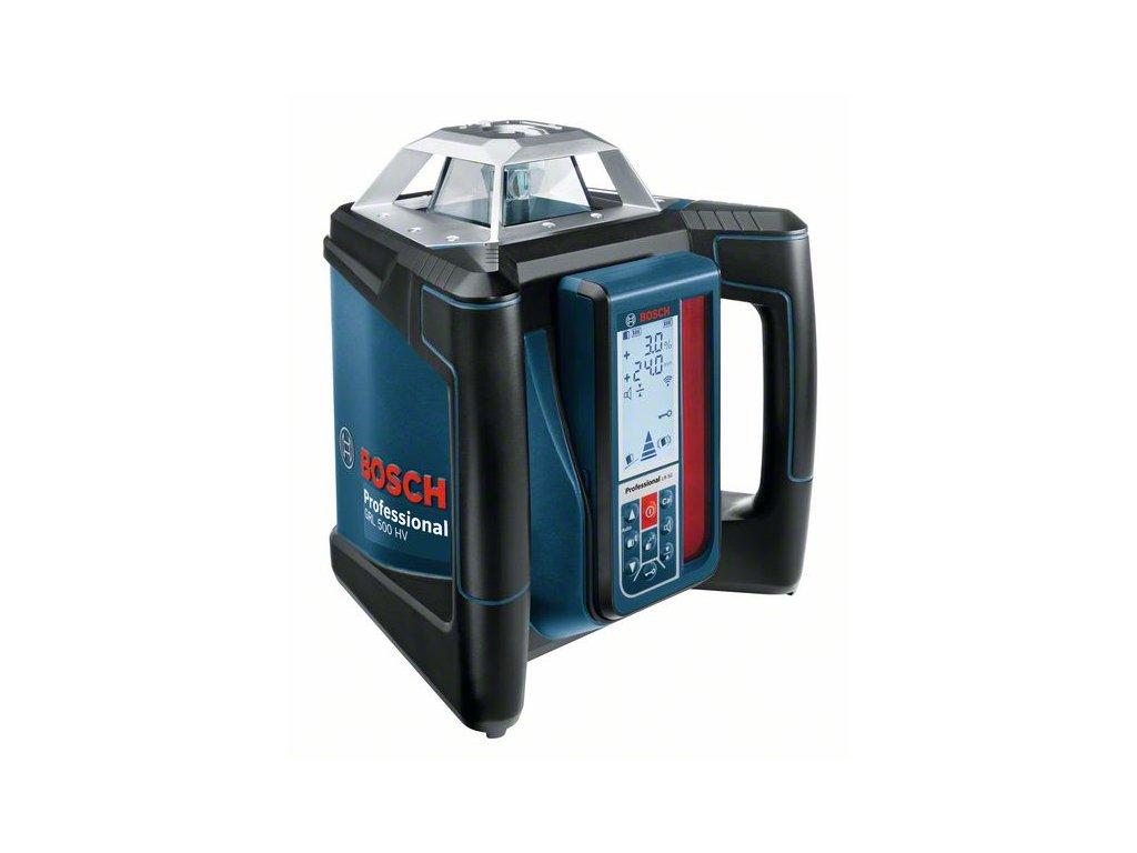 Rotačný laser GRL 500 HV + LR 50
