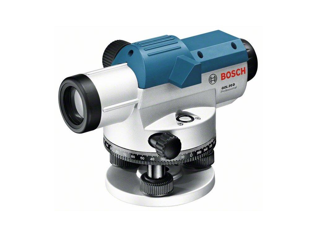 Optický nivelačný prístroj GOL 20 D