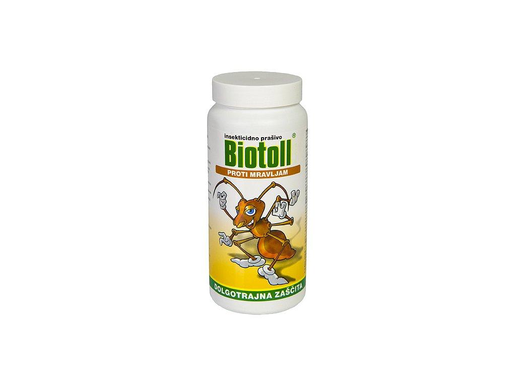 Insekticid Biotoll® prášok na mravce, 100 g