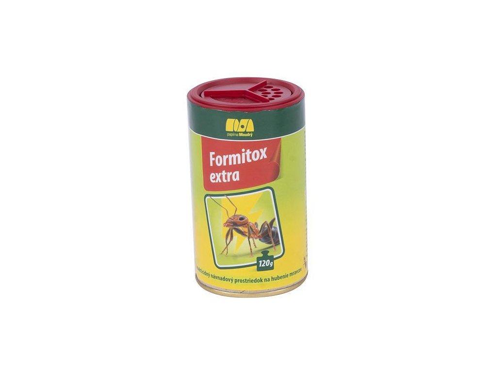 Formitox Extra, návnada na mravce, 120 g, prášok