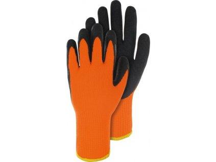 Zimné, Akrylové rukavice s latexom