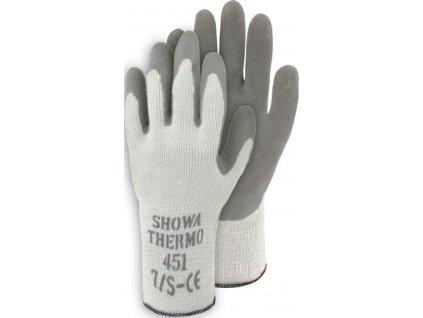 Pracovné rukavice zateplené