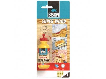 Lepidlo Bison Super Wood Glue, 75 g