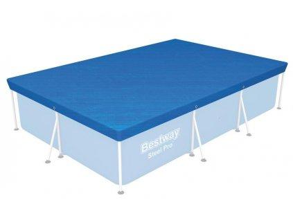 Plachta Bestway® FlowClear™, 58106, 300x201 cm, bazénová
