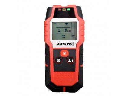 Detektor STREND PRO MK08, kovov a napätia, digitálny