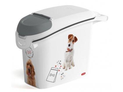 Nadoba Curver® PETLIFE 15L, na krmivo pre psa