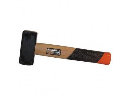 Palica Strend Pro Premium HS1008, 1000 g, drevenná Hickory ručka, PROFI