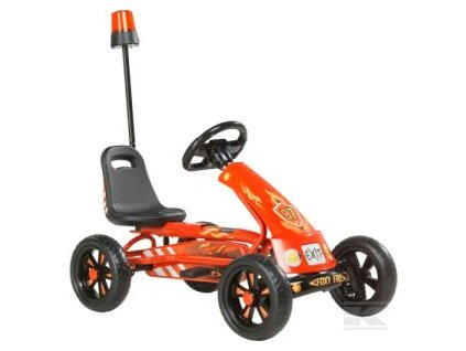 Šliapacia motokára EXIT foxy fire Go Cart