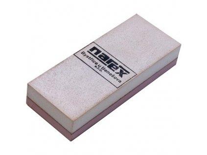 Brúsič Narex 8951 00 • 130x50x25, umelý korund, brúsny kameň