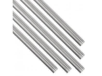 Tyc 975-4.8 M12 Zn, 1 m, závitová, zinok