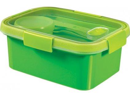 Box Curver® SmartTOGO Lunch kit 1.2L, zelený