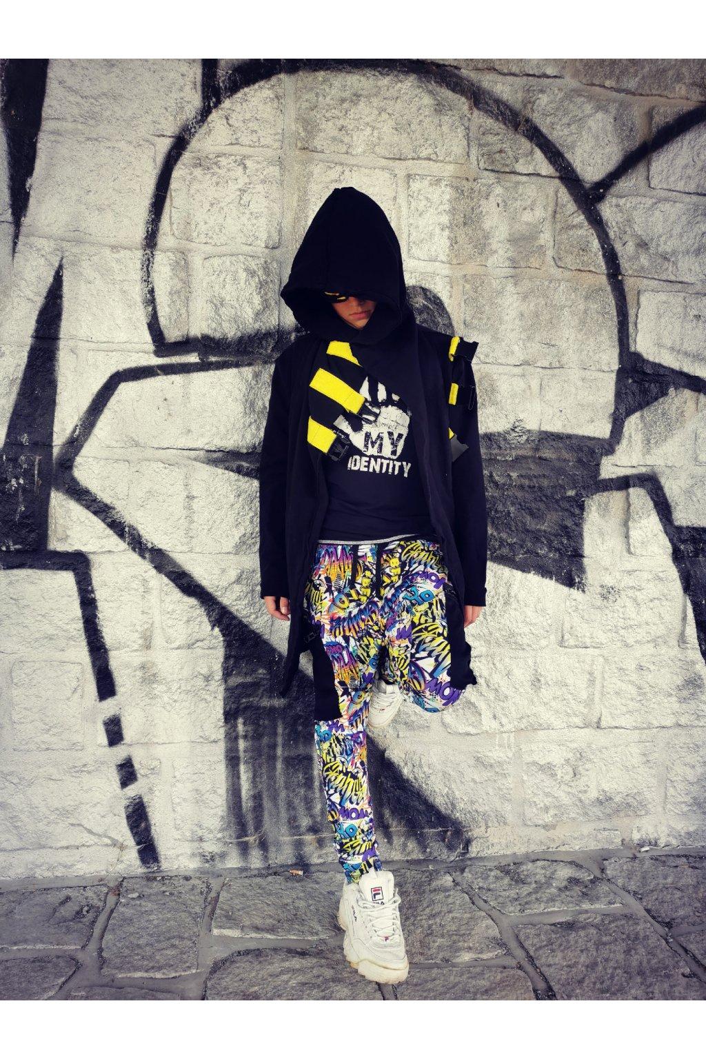 Kalhoty Graffiti