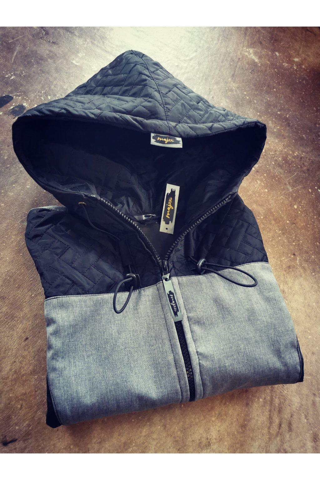 Softshellová bunda Grey