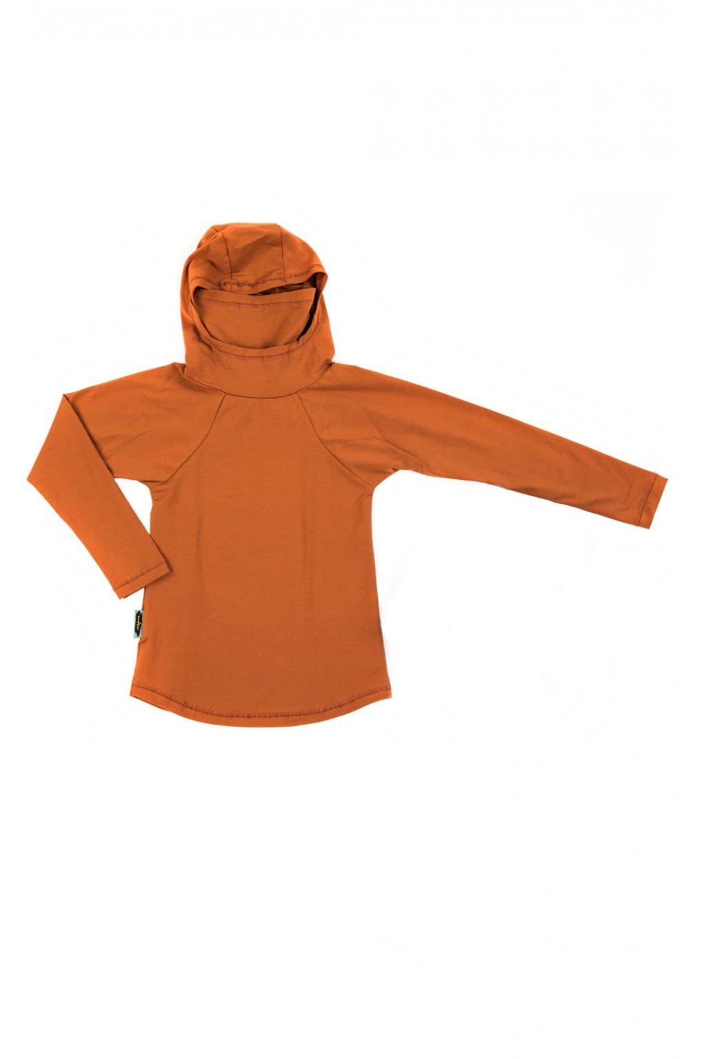 triko ninja cihlove otocene