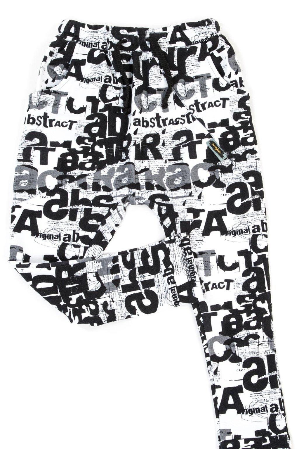 kalhoty abstract
