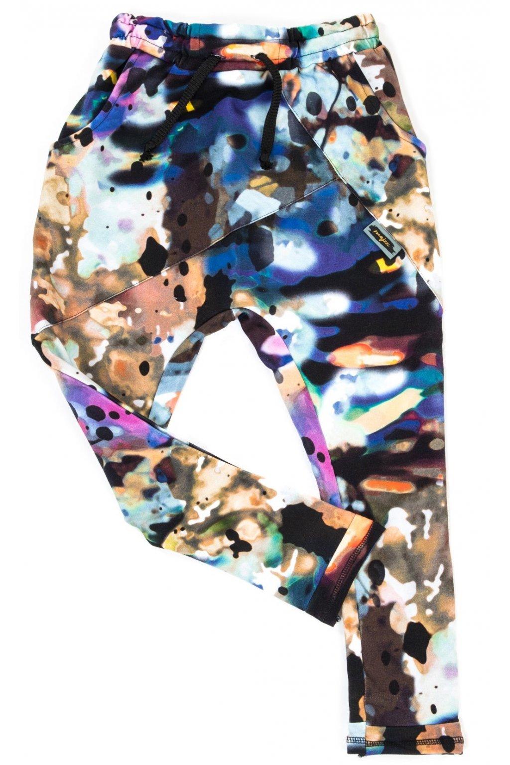 kalhoty smouhy