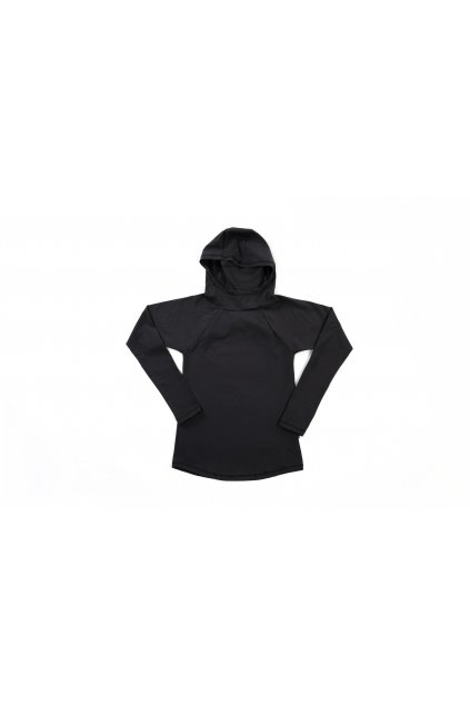 Triko Ninja - tmavě šedá