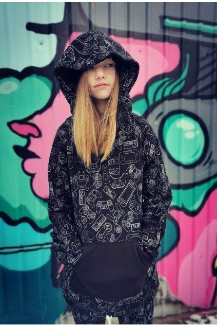 Mikina Gamer