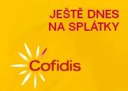 Nákup na splátky prostřednictvím Cofidisk iplatba.cz
