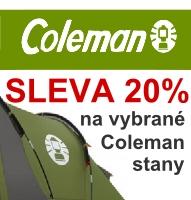 Výprodej Coleman