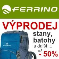 Výprodej Ferrino