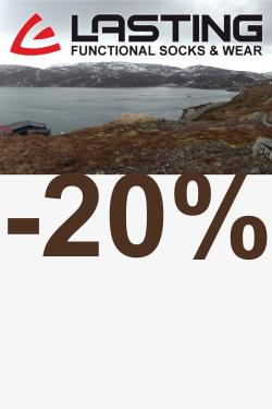 Lasting 20%