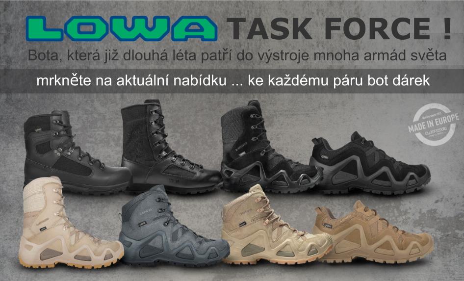 Lowa Task Force