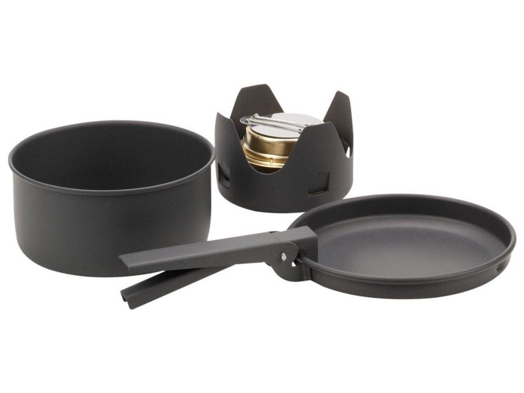 Ferrino set vařič a nádobí Popote Mini Con Fornello