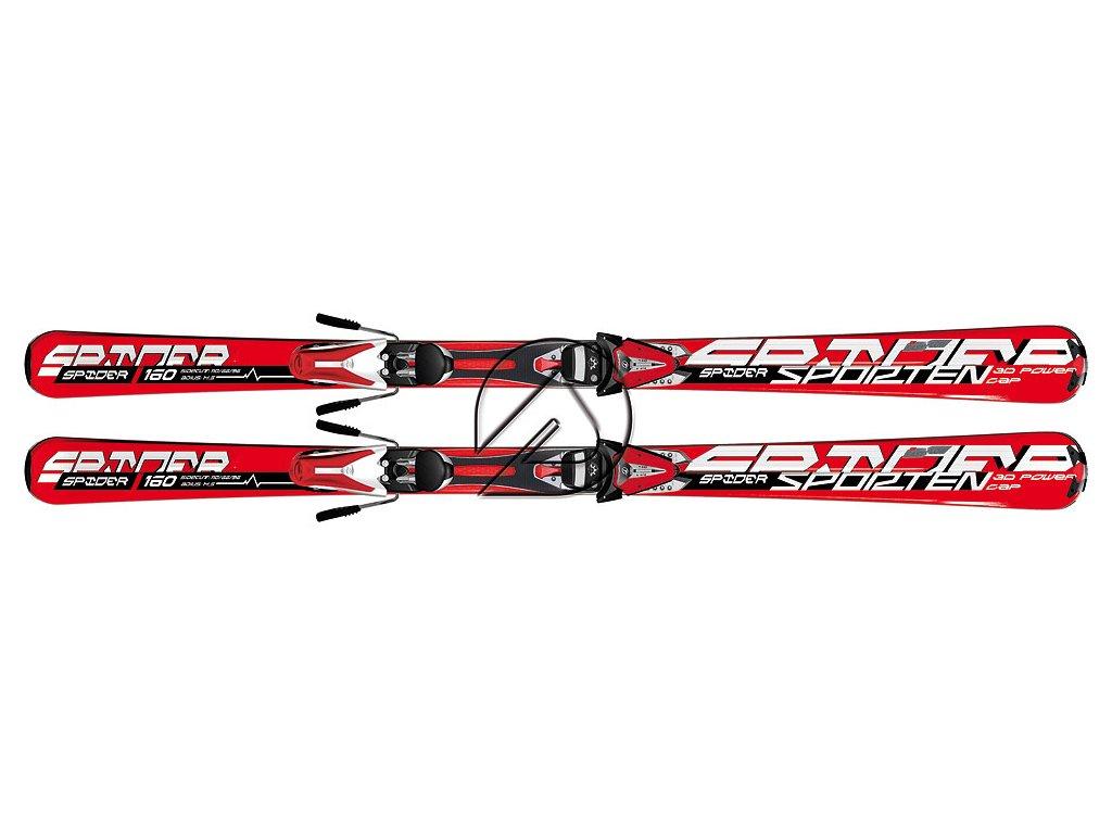 Sporten sjezdové lyže SPIDER 170cm set vázání Tyrolia SX10 (sleva 42%)