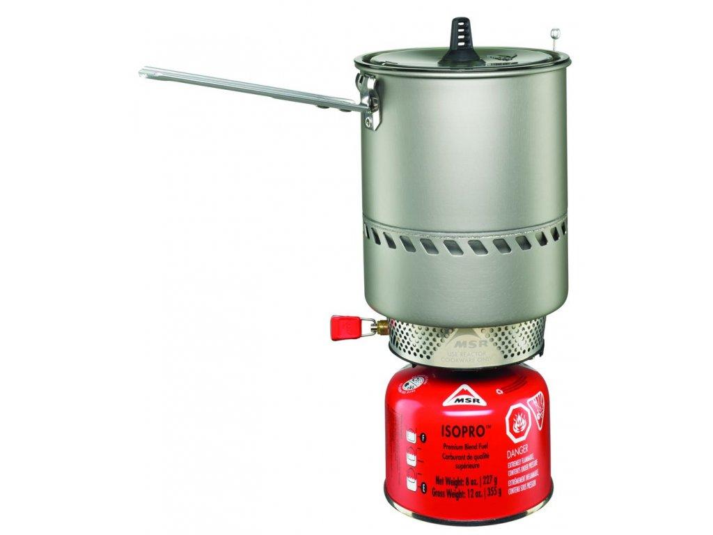 MSR set vařič nádobí Reactor 1.7 L Stove System
