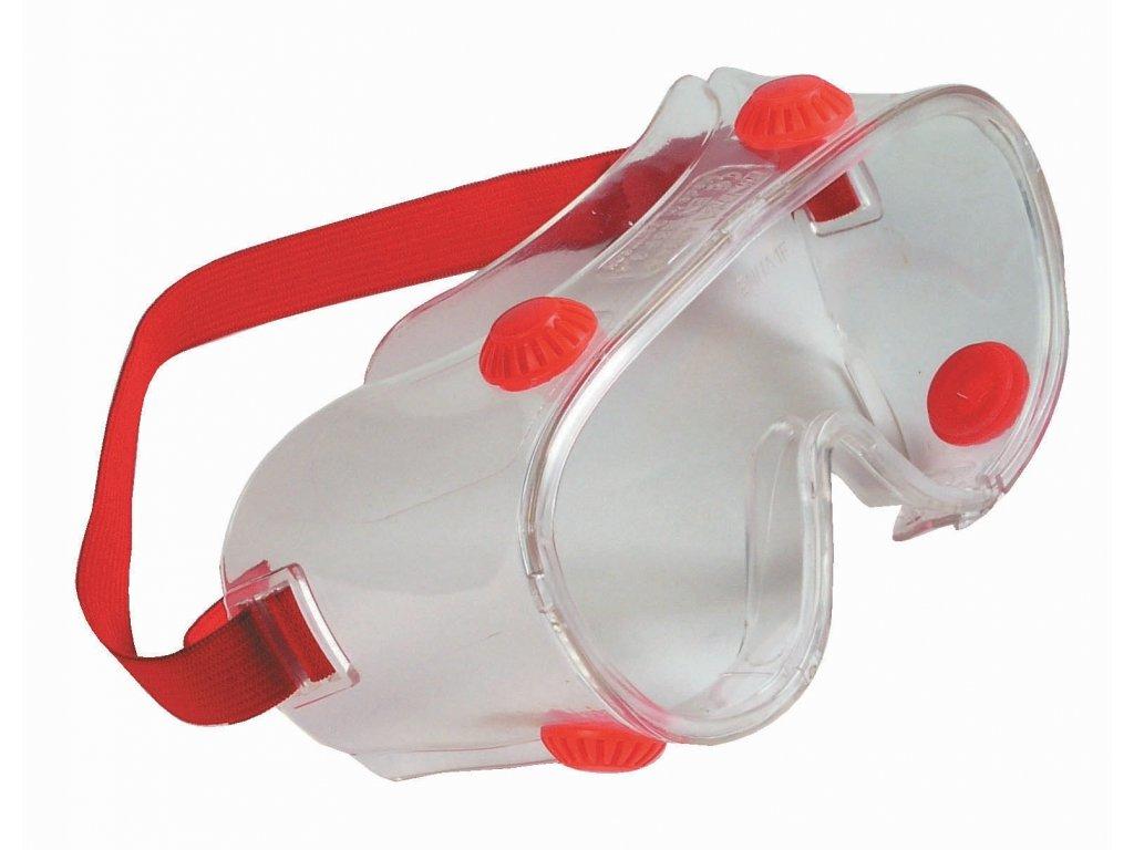 Ochranné uzavřené brýle Červa Hoxton