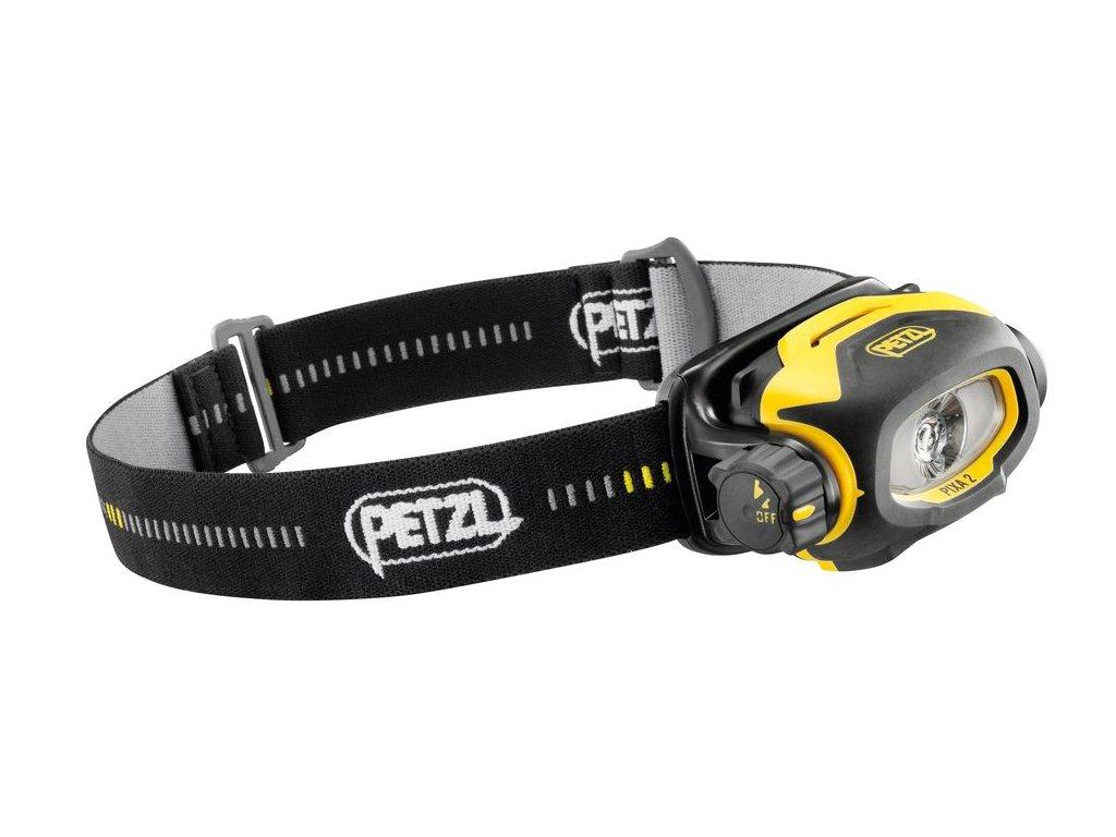 Petzl čelovka PIXA 2 01