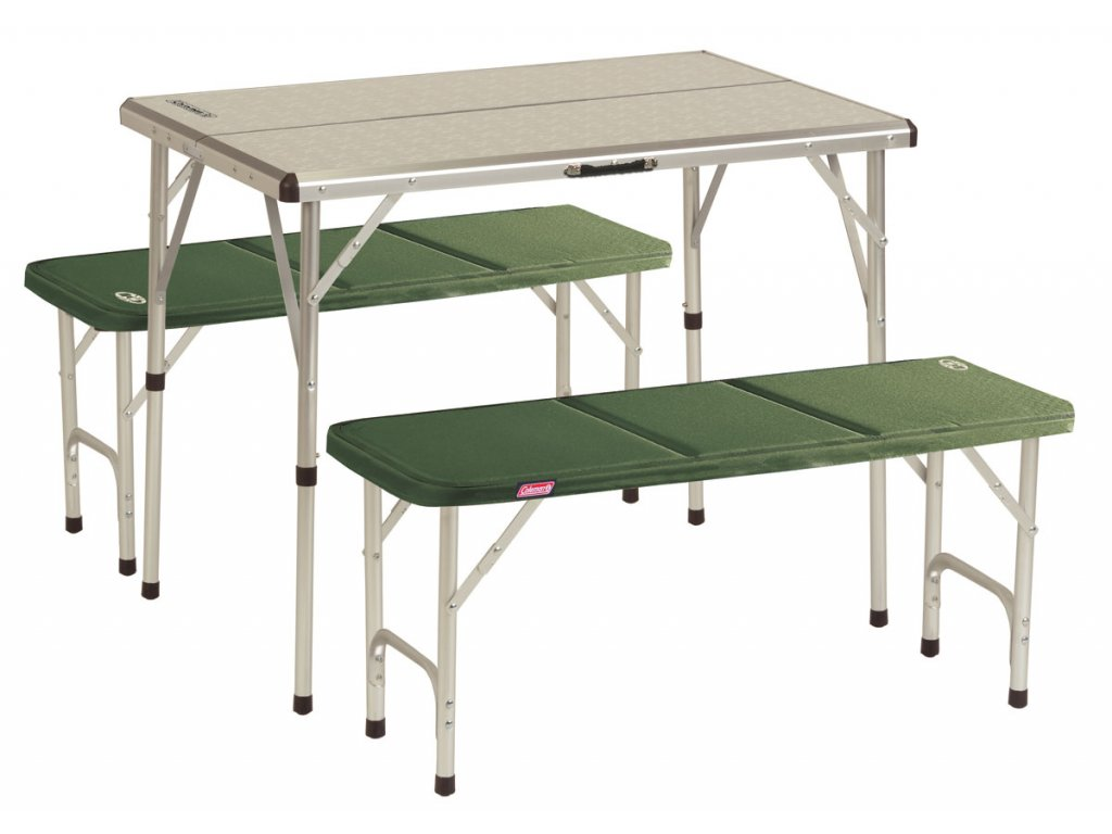Coleman sada nábytku Pack-Away Table For 4