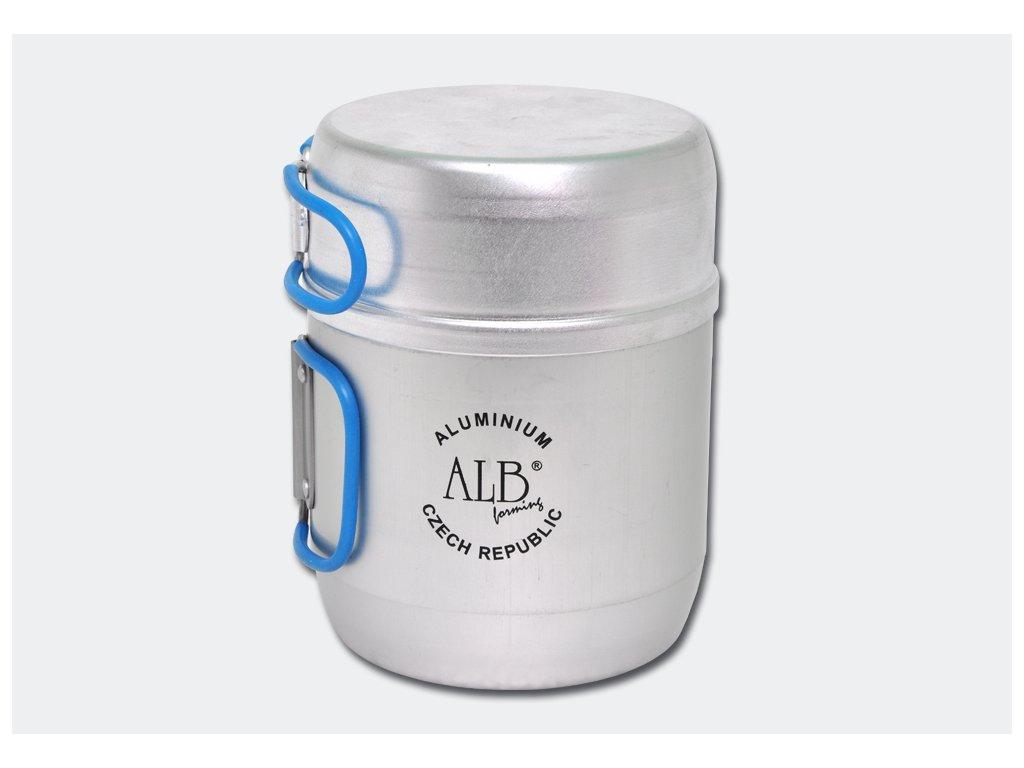 ALB forming nádobí hliníkové pro jednu osobu