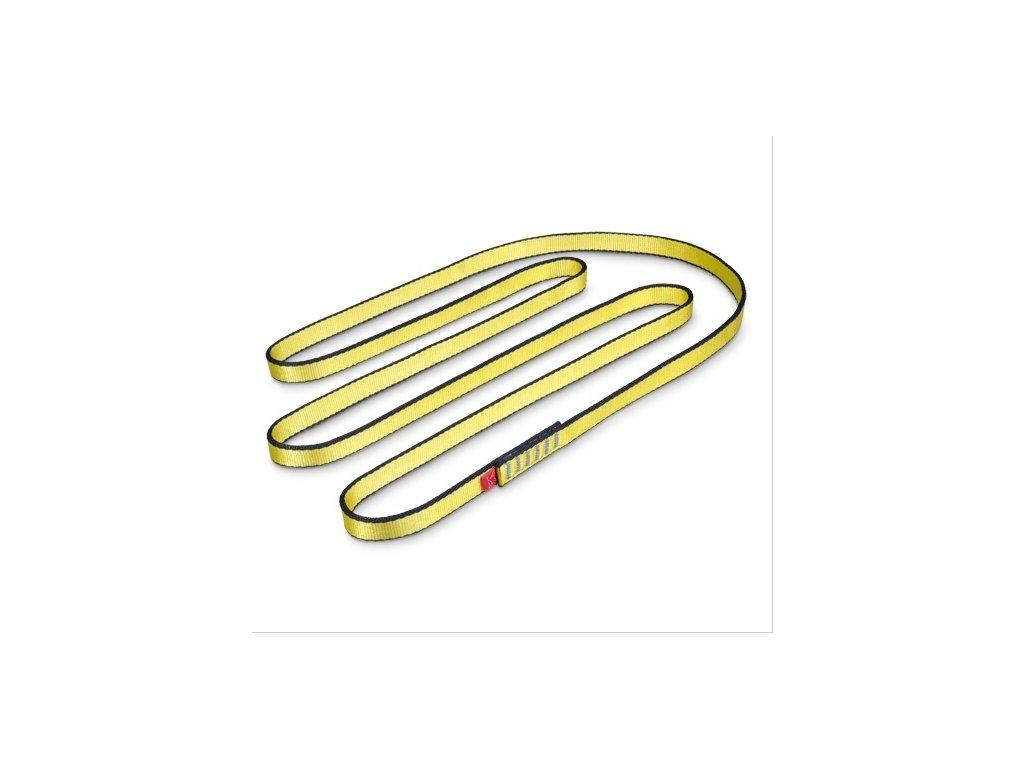 Ocún nylon smyčka O-sling PAD 16 mm 120cm