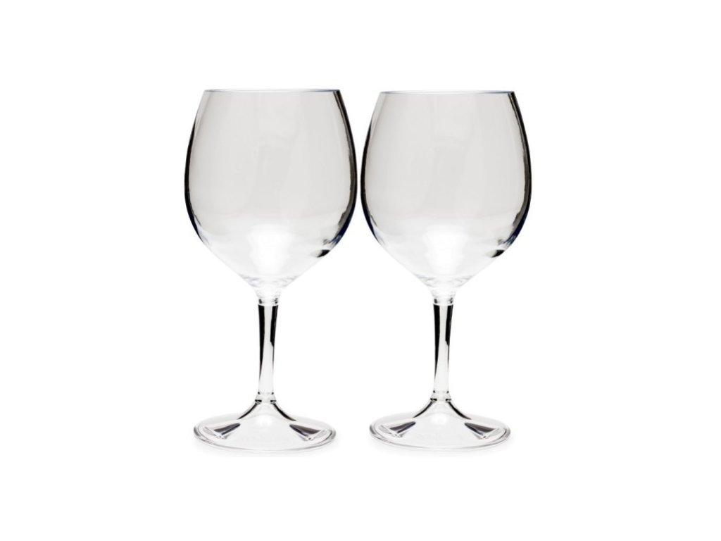 GSI Outdoors sklenička Nesting Red Wine Glass SET 2ks 01
