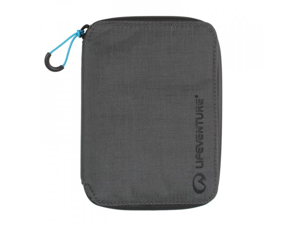 Lifeventure peněženka RFiD Travel Wallet Mini 01