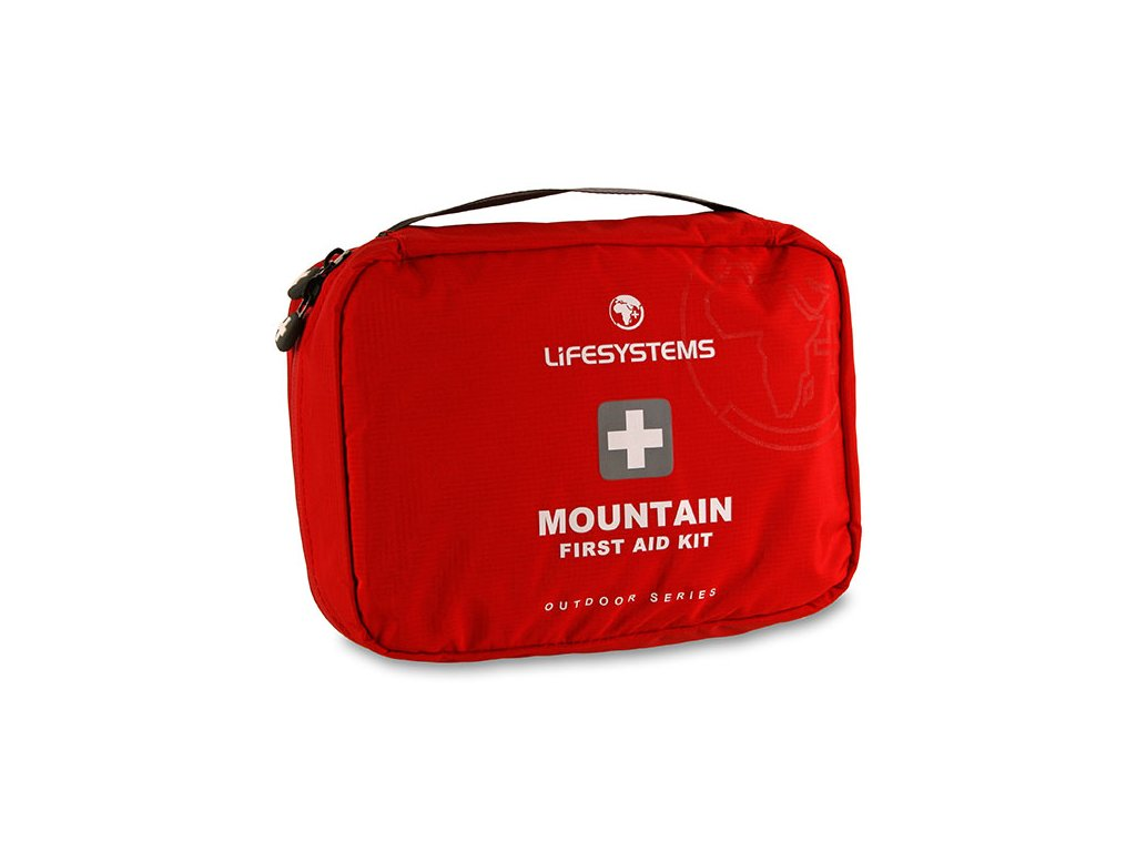 Lifesystems lékárnička Mountain First Aid Kit