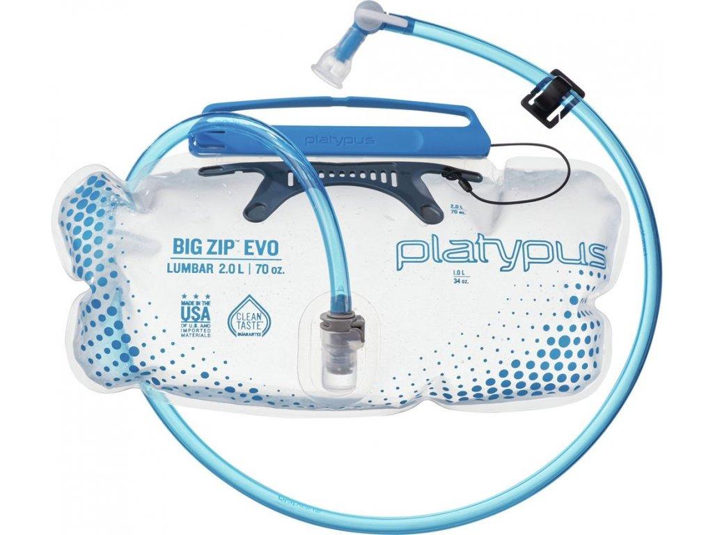 Platypus pitný vak Big Zip EVO Reservoir Lumbar 2l